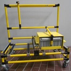 Carro de batería-AGV