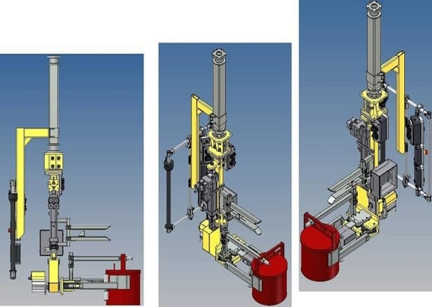 manipulator-gripping-tool-aerospace-industry