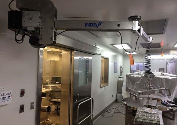 La industria farmacéutica elige la tecnología INDEVA