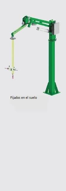 Columna + Brazo