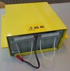 Paquete de la batería - AGV