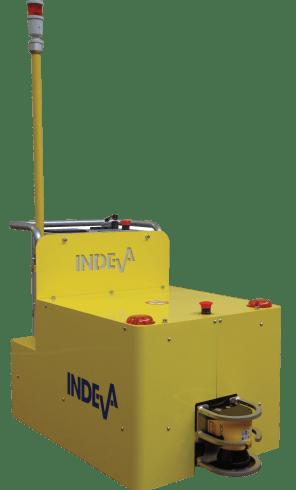 agv tugger - vehículos de guiado automático