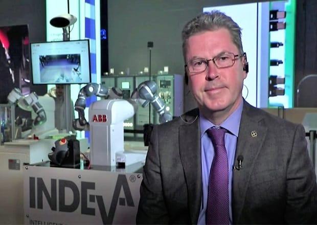 AGV INDEVA en el Túnel de Innovación del MECSPE 2019