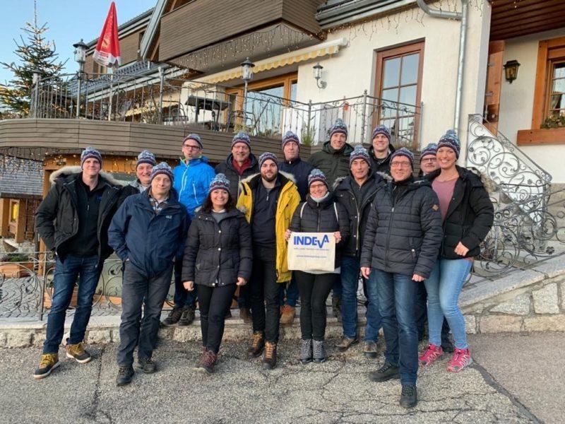 Winter meeting 2020 for Scaglia Indeva Deutschland - Germany